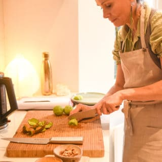 plant-based wholefoods workshop la pachamama organic catering spain